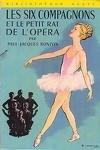 couverture Les six compagnons et le petit rat de l'opéra