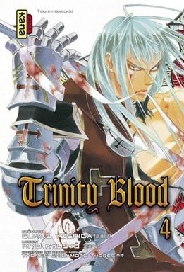 Couverture du livre : Trinity Blood, tome 4