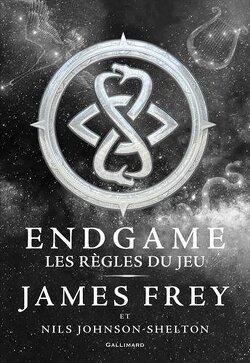 Couverture de Endgame, Tome 3 : Les Règles du jeu