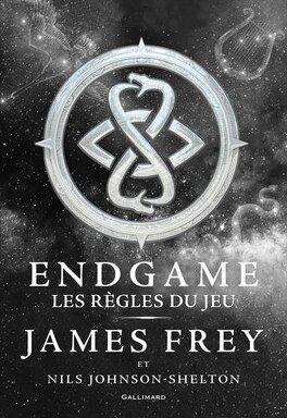 Couverture du livre : Endgame, Tome 3 : Les Règles du jeu