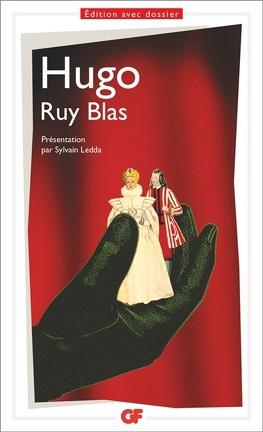 Couverture du livre : Ruy Blas