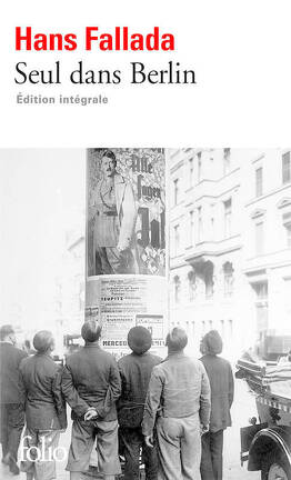 Couverture du livre : Seul dans Berlin