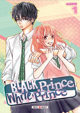 Couverture du livre : Black Prince & White Prince, tome 1