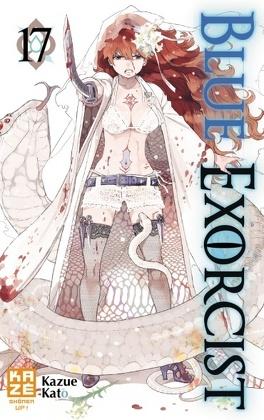 Couverture du livre : Blue exorcist, Tome 17