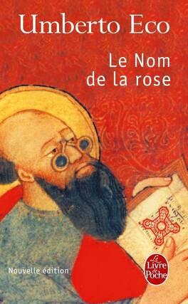 Couverture du livre : Le Nom de la rose