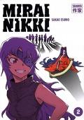 Mirai Nikki - tome 2