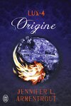 couverture Lux, Tome 4 : Origine
