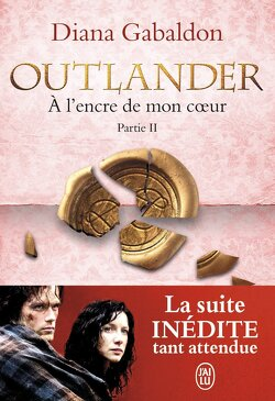 Couverture de Outlander, Tome 8.2 : À l'encre de mon cœur (II)