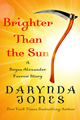 Couverture du livre : Charley Davidson, Tome 8.5 : Brighter Than The Sun