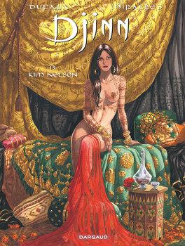 Couverture du livre : Djinn, tome 13 : Kim Nelson