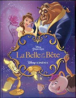 Couverture du livre : La belle et la bête