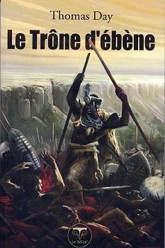 Couverture du livre : Le Trône d'ébène