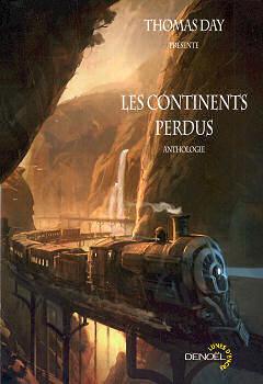 Couverture du livre : Les Continents perdus