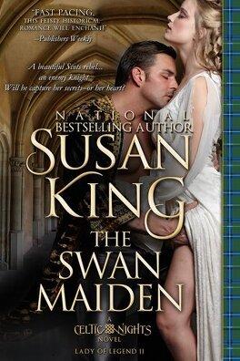 Couverture du livre : Les jeunes filles écossaises, Tome 2 : The Swan Maiden