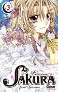 Princesse Sakura, Tome 3