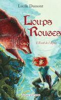 Loups rouges, Tome 1 : L'Eveil de l'Alpha