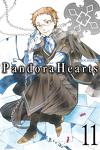 couverture Pandora Hearts, Tome 11