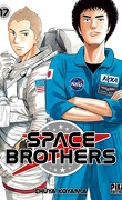 Space Brothers, Tome 17