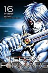 couverture Terra Formars, Tome 16