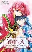 Yona, princesse de l'aube, Tome 15