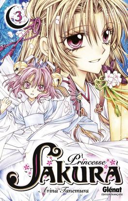 Couverture du livre : Princesse Sakura, Tome 3