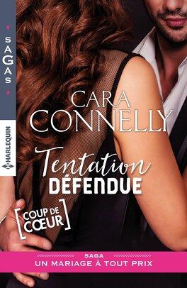 Couverture du livre : Un mariage à tout prix, Tome 3 : Tentation défendue