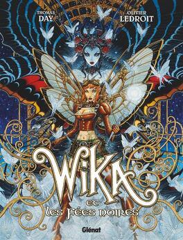 Couverture du livre : Wika et les Fées noires