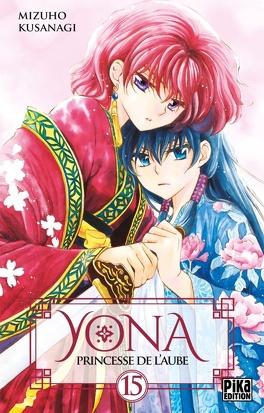 Couverture du livre : Yona - Princesse de l'Aube, tome 15