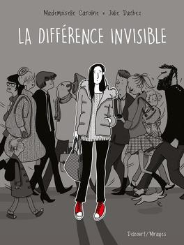 Couverture du livre : La Différence invisible