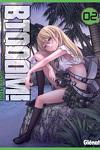 couverture Btooom! tome 2