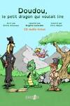 couverture Doudou, le petit dragon qui voulait lire