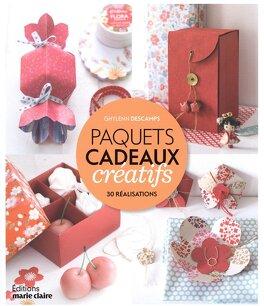 Couverture du livre : Paquets Cadeaux créatifs