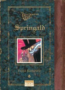 Couverture du livre : Springald