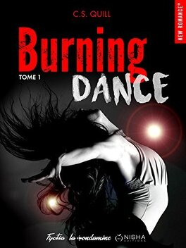 Couverture du livre : Burning Dance, Tome 1