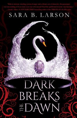 Couverture du livre : Dark Breaks the Dawn