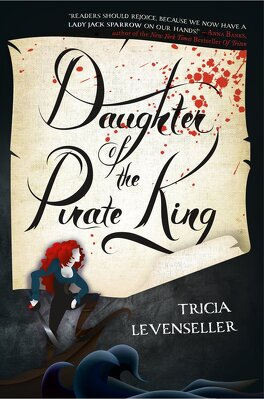 Couverture du livre : Daughter of the Pirate King