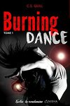 couverture Burning Dance, Tome 1