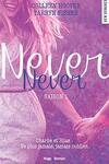 couverture Never Never, Tome 1