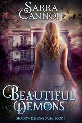 Couverture du livre : Peachville High Demons, Tome 1 : Beautiful Demons