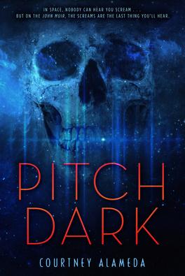 Couverture du livre : Pitch Dark
