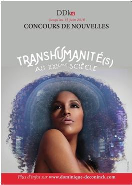 Couverture du livre : Transhumanité(s) au XXIème siècle