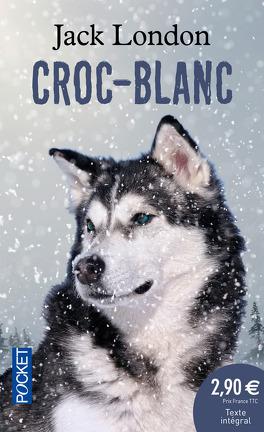 Couverture du livre : Croc-Blanc