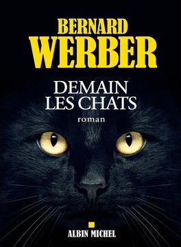 Couverture du livre : Demain les chats