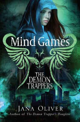 Couverture du livre : Devil City, Tome 5 : Mind Games