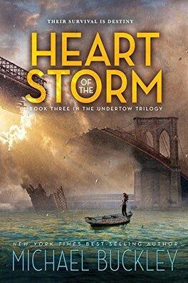 Couverture du livre : La Déferlante, Tome 3 : Heart of the storm