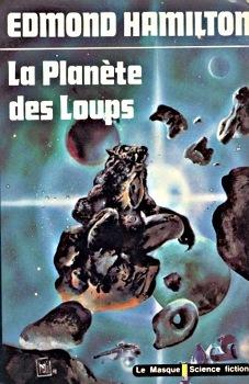 Couverture du livre : Les Loups des Étoiles, tome 3 : La Planète des loups