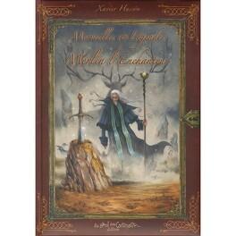 Couverture du livre : Merveilles & Légendes de Merlin l'Enchanteur