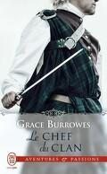 Captive Hearts, Tome 3 : Le Chef du Clan