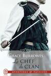 couverture Captive Hearts, Tome 3 : Le Chef du Clan