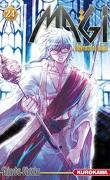 Magi : The Labyrinth of Magic, Tome 24